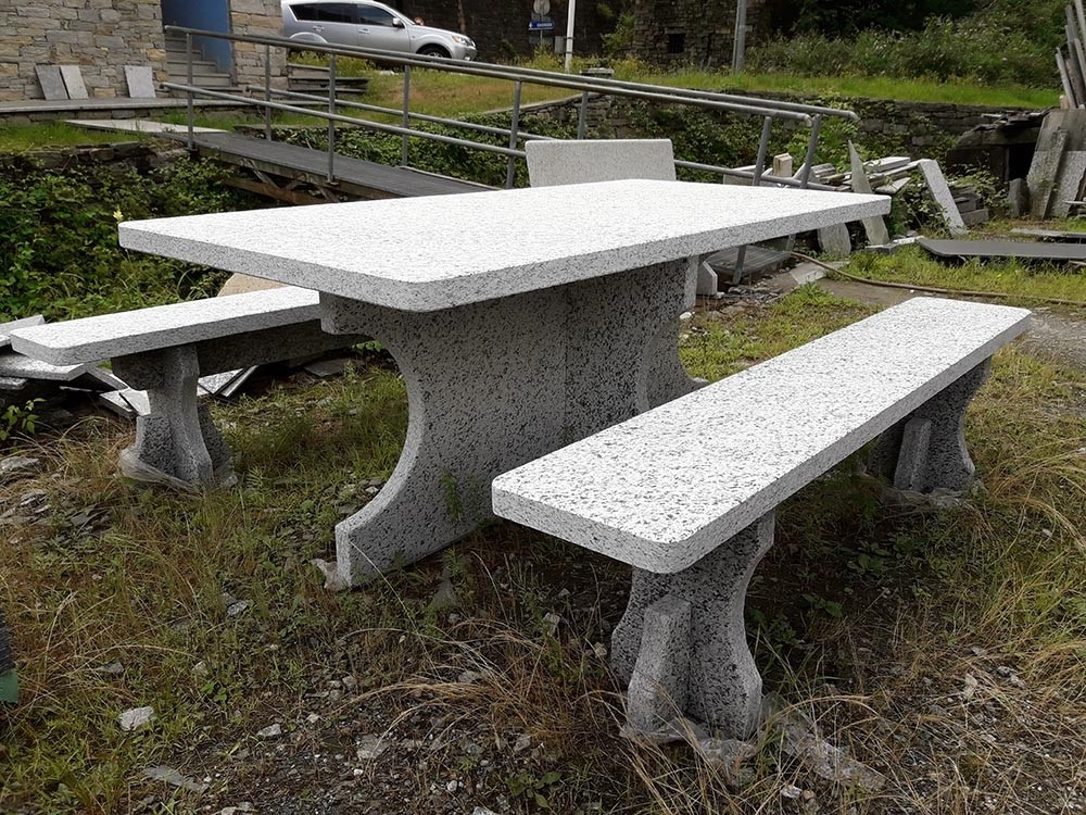 tavolo in pietra rettangolare | Vendita Pietre