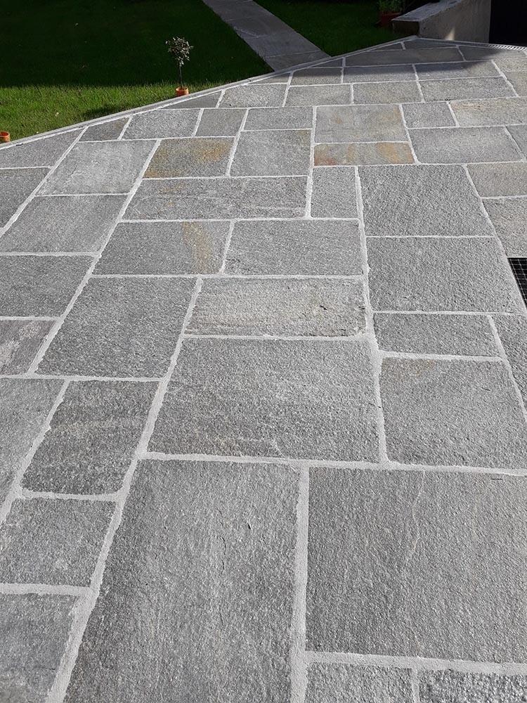 Pavimento in pietra da esterno vendita pietre - Piastrelle pavimento esterno ...